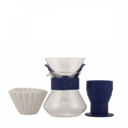 Kalita Wave Style Up 185 Navy