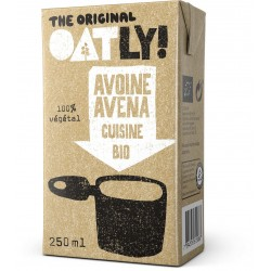 Oatly Avena Cuisine (Pack de 18 unidades de 250ml)