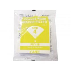 Filtro Papel Tradicional Cafec 2 - 4 tazas (100 unidades)