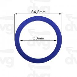 Junta portafiltros silicona para San Marco 64.6x53x5.5mm