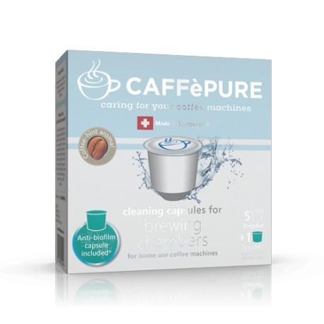 Caffé Pure Cápsulas de Limpieza para Nespresso