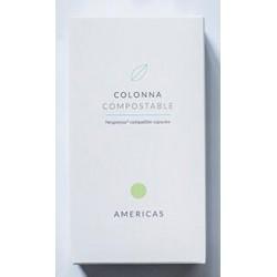 Colonna Coffee Cápsulas Nespresso Americas Compostable. Pack de 10.