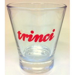 Vaso cristal espresso Trinci