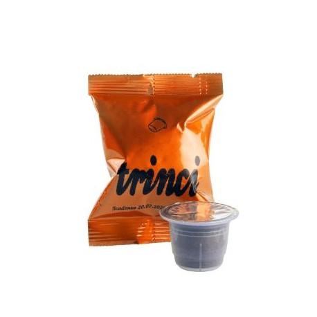 Cápsulas Nespresso pack degustación Trinci (50 unidades)