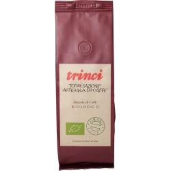 Trinci Miscela di Caffé Biologico 250g.