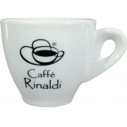 Conjunto de seis tazas espresso con platos