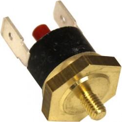 MC032 Termostato Seguridad 165º bimetal Lelit