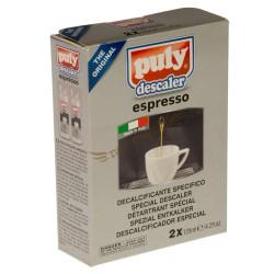 Puly Descaler Espresso 2 x 125 ml. Descalcificador para cafeteras.
