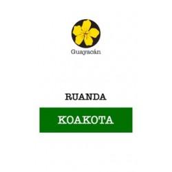 Guayacán Ruanda Koakota 250 g.