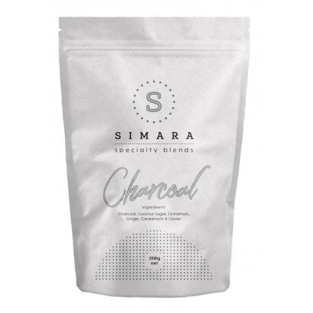 Charcoal Simara Blends 250g. 50 servicios.