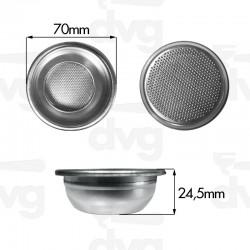 Filtro 58mm. 2 taza 14 gr