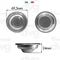 Filtro 58mm 1 taza 7 gr