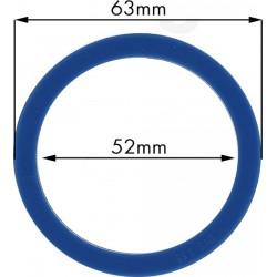 Junta portafiltros silicona para Spaziale 66x52x6.6mm